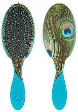 Парфюмерия и Козметика Четка за коса - Wet Brush Pro Detangler Free Sixty Peacock