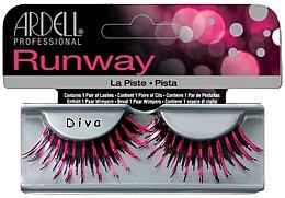 Парфюми, Парфюмерия, козметика Изкуствени мигли - Ardell Runway Lashes Diva