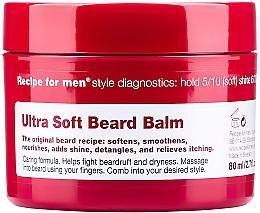 Парфюмерия и Козметика Омекотяващ балсам за брада - Recipe for Men Ultra Soft Beard Balm