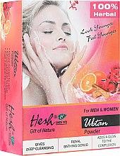 Парфюми, Парфюмерия, козметика Почистваща пудра за лице - Hesh Ubtan Powder