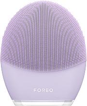 Парфюмерия и Козметика Четка за почистване и комплексен масаж на лице за чувствителна кожа - Foreo Luna 3 for Sensitive Skin