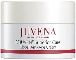 Парфюмерия и Козметика Комплексен крем против застаряване за лице - Juvena Rejuven Men Global Anti-Age Cream