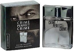 Парфюмерия и Козметика Georges Mezotti Crime Perfect Crime - Тоалетна вода