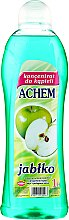Парфюмерия и Козметика Концентрирана пяна за вана с аромат на ябълка - Achem Concentrated Bubble Bath Apple