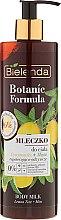 """Парфюмерия и Козметика Мляко за тяло """"Лимон и Мента"""" - Bielenda Botanic Formula Lemon Tree Extract + Mint Body Milk"""