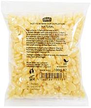 """Парфюми, Парфюмерия, козметика Кола маска на гранули """"Натурална"""" - Ronney Hot Film Wax Natural"""