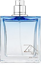 Парфюми, Парфюмерия, козметика Shiseido Zen for Men - Тоалетна вода (тестер без капачка)