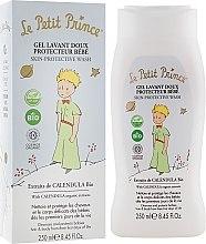 Парфюмерия и Козметика Детско почистващо средство за тяло и коса - Le Petit Prince Skin-Protective Wash