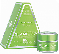 Парфюми, Парфюмерия, козметика Почистваща маска с двойно действие - Glamglow Powermud Dualcleanse Treatment