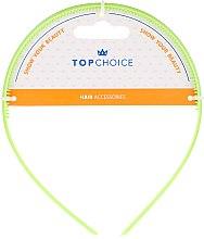 Парфюмерия и Козметика Диадема за коса, 27871, светло зелено - Top Choice
