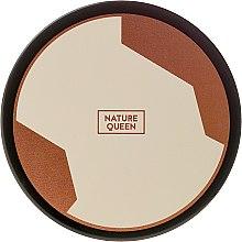 Парфюмерия и Козметика Маска за лице с жълта глина - Nature Queen Yellow Clay