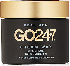 Парфюмерия и Козметика Восък за коса - Unite GO247 Real Men Cream Wax