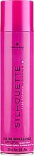Парфюмерия и Козметика Лак за боядисана коса - Schwarzkopf Professional Silhouette Color Brilliance Hairspray