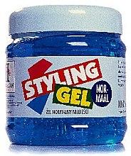 Парфюми, Парфюмерия, козметика Гел за коса със средна сила на фиксация - Hegron Styling Gel Normaal