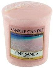 Парфюми, Парфюмерия, козметика Ароматна свещ - Yankee Candle Pink Sands