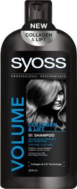 Шампоан за тънка и слаба коса - Syoss Volume Lift