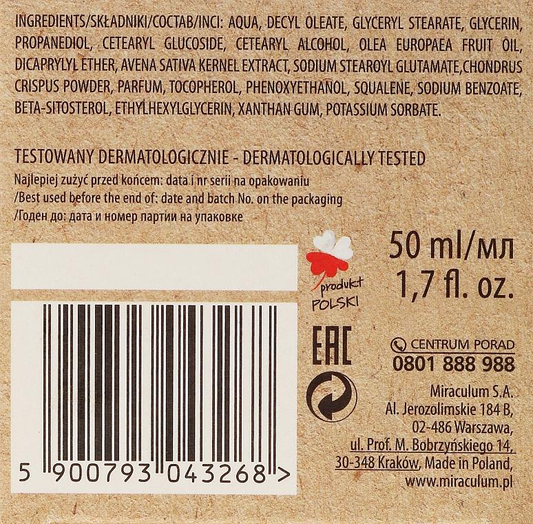 Подхранващ крем за лице с екстракт от овес - Gracja Bio Nourishing Face Cream — снимка N3