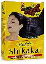 """Парфюми, Парфюмерия, козметика Прах за коса """"Шикакай"""" - Hesh Shikakai Powder"""