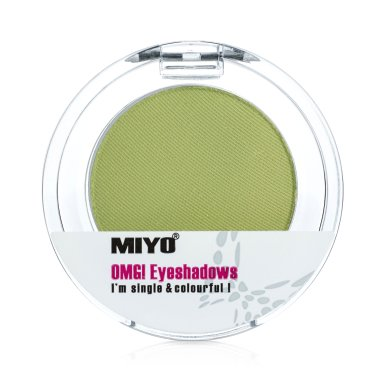 Едноцветни сенки за очи - Miyo Omg Eyeshadows