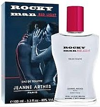 Парфюми, Парфюмерия, козметика Jeanne Arthes Rocky Man Red - Тоалетна вода