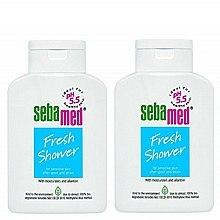 Парфюмерия и Козметика Комплект - Sebamed Fresh Shower (s/g/2x200ml)