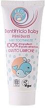 Парфюми, Парфюмерия, козметика Детска паста за зъби с екстракт от лайка - Ekos Baby