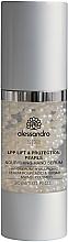 Парфюмерия и Козметика Подхранващ серум за ръце - Alessandro International Spa LPP Lift & Protection Pearls Nourishing Hand Serum