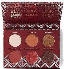 Парфюмерия и Козметика Палитра сенки за очи - Zoeva Spice Of Life Mini Eyeshadow Palette