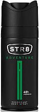Парфюми, Парфюмерия, козметика STR8 Adventure Deo Spray 48H - Спрей дезодорант