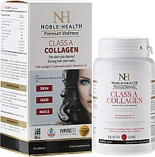 Парфюми, Парфюмерия, козметика Комплексна грижа за тяло, лице и коса - Noble Health Kolagen Class A