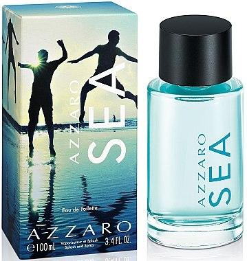 Azzaro Sea - Тоалетна вода — снимка N1