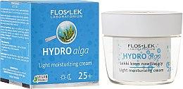Парфюми, Парфюмерия, козметика Хидратиращ крем за лице - Floslek Hydro Alga 25+