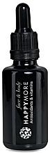 Парфюмерия и Козметика Антиоксидантен еликсир за лице и тяло с витамини и екстракт от андска роза - Happymore Rose Vibes Antioxidants & Vitamins