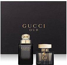 Парфюми, Парфюмерия, козметика Gucci Intense Oud - Комплект (edp/90ml + edp/50ml)