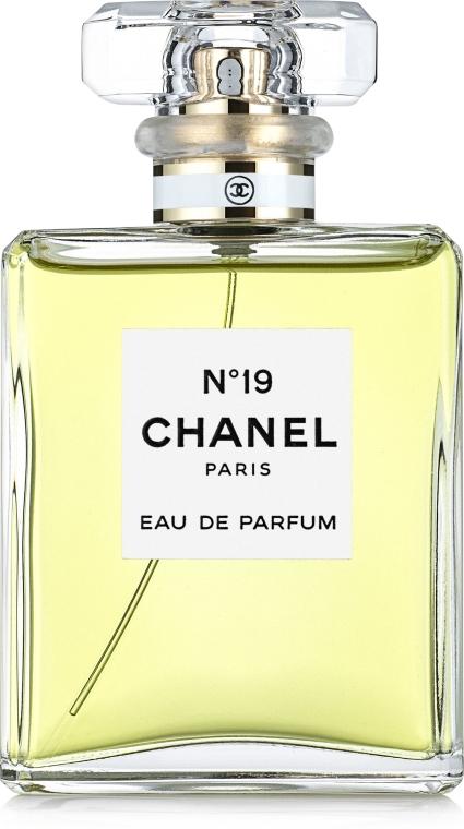 Chanel N19 - Парфюмна вода (тестер с капачка)  — снимка N1
