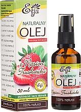 Парфюмерия и Козметика Натурално масло от ягодови семки - Etja