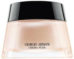 Парфюмерия и Козметика Овлажняващ крем с тонален ефект - Giorgio Armani Crema Nuda Supreme Glow Reviving Tinted Cream