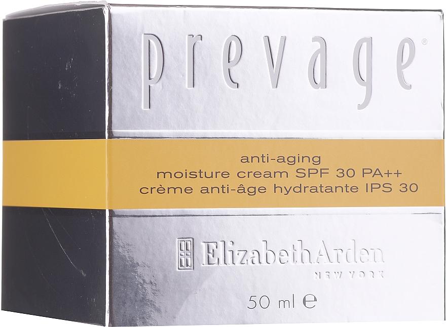 Овлажняващ крем срещу стареене със защита от слънце - Elizabeth Arden Prevage Anti-aging Moisture Cream Broad Spectrum Sunscreen SPF 30