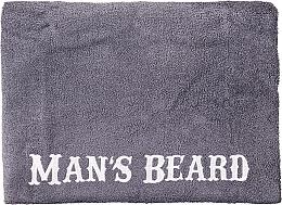 Парфюмерия и Козметика Хавлиена кърпа - Man`s Beard