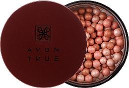 Парфюмерия и Козметика Бронзираща перли за лице - Avon True Bronzin Pearls