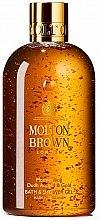 Парфюмерия и Козметика Molton Brown Mesmerising Oudh Accord & Gold - Гел за вана и душ