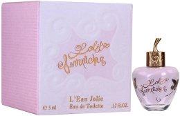 Парфюми, Парфюмерия, козметика Lolita Lempicka L'Eau Jolie - Тоалетна вода ( мини )