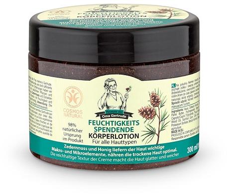 Хидратиращ крем за тяло - Рецептите на баба Хертруда Body Cream