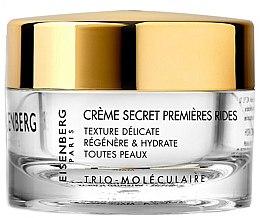 Парфюми, Парфюмерия, козметика Крем против первых морщин - Jose Eisenberg Creme Secret Premieres Rides