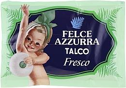 Парфюмерия и Козметика Талк за тяло - Felce Azzurra Talc for the body Refill (пълнител)