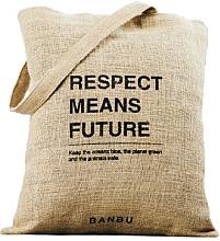 Парфюмерия и Козметика Шопър чанта от юта - Banbu Yute Totebag
