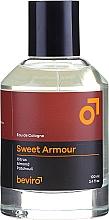 Парфюмерия и Козметика Beviro Sweet Armour - Одеколони
