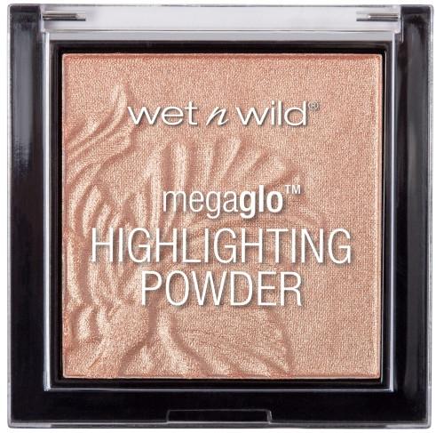 Пудра-хайлайтър за лице - Wet N Wild MegaGlo Highlighting Powder