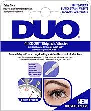 Парфюмерия и Козметика Лепило за изкуствени мигли - Ardell Duo Quick-Set Lash Adhesive