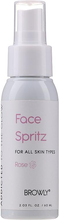 Спрей за лице - Browly Face Spritz Spray — снимка N1